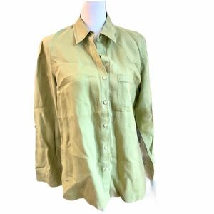Kate Hill Linen Blouse
